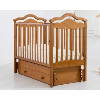 Детская кроватка Gandylyan Анжелика M (универсальный маятник)