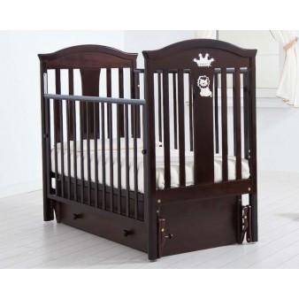 Детская кроватка Gandylyan Даниэль (универсальный маятник)
