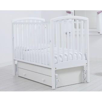 Детская кроватка Гандылян Дашенька (универсальный маятник)