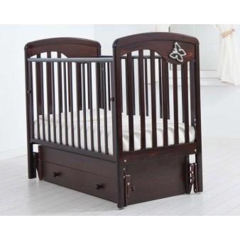 Детская кроватка Gandylyan Джулия (универсальный маятник)