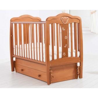 Детская кроватка Гандылян Мишель (универсальный маятник)