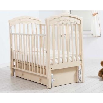 Детская кроватка Gandylyan Шарлотта (универсальный маятник)