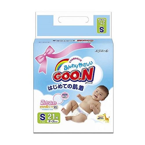 Подгузники GooN S MiniPack