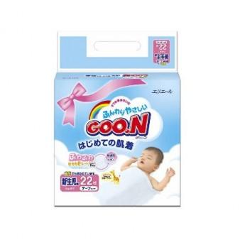 Подгузники GooN NB (0-5 кг) 22 шт.
