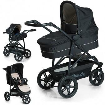 Детская коляска Hauck Rapid 3 TrioSet Plus