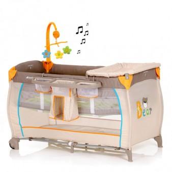 Манеж-кроватка Hauck Babycenter