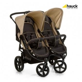 Прогулочная коляска для двойни Hauck Roadster Duo SLX