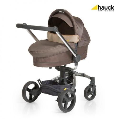 Детская коляска Hauck Twister Trioset, 3 в 1
