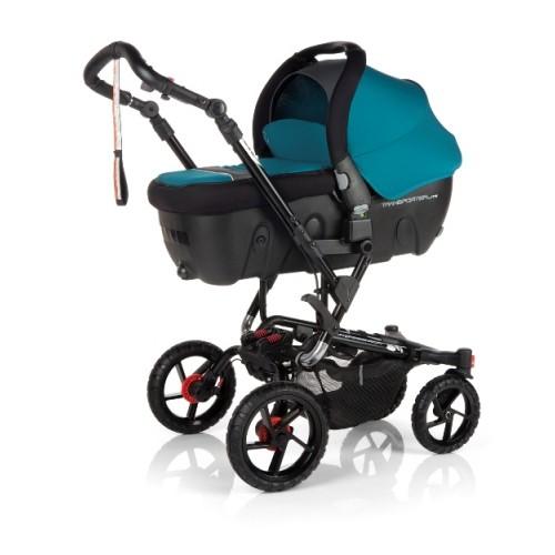 Детская коляска Jane CrossWalk 2 в 1
