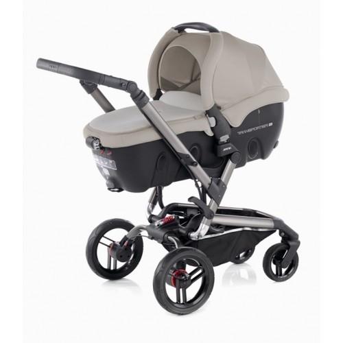 Детская коляска Jane Rider 2 в 1 2016 c автолюлькой Transporter2