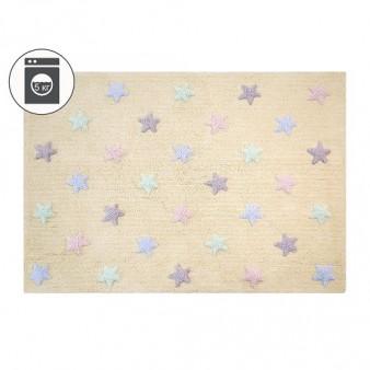 Ковер Lorena Canals Stars Tricolor