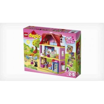 Конструктор Lego Duplo «Кукольный домик» 10505