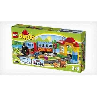 Конструктор Lego Duplo Town Мой Первый Поезд 10507