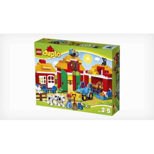 Конструктор Lego Duplo Town «Большая ферма» 10525