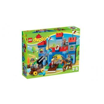 Конструктор Lego Duplo Town Большая Королевская Крепость 10577