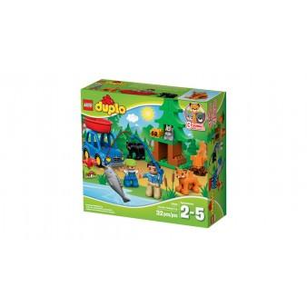 Конструктор Lego Duplo Town «Рыбалка в лесу» 10583