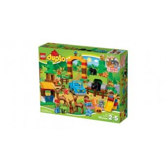 Конструктор Lego Duplo Town «Лесной заповедник» 10584