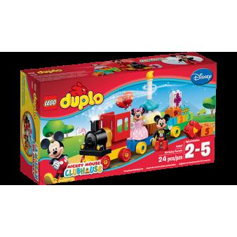 Конструктор Lego Duplo «День рождения Микки и Минни» 10597