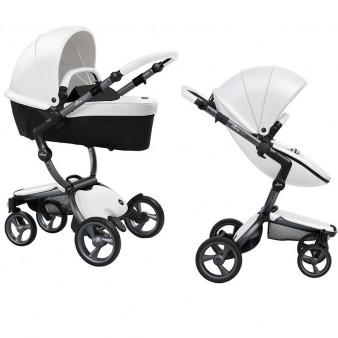 Детская коляска 2 в 1 Mima Xari Flair 3G на шасси Graphite