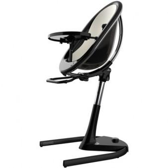 Детский стульчик Mima Moon Black 2G