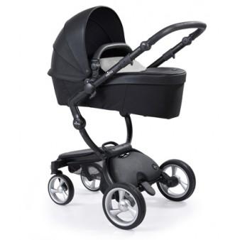 Детская коляска 2 в 1 Mima Xari 3G Black