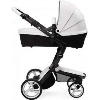 Детская коляска 2 в 1 Mima Xari 3G Snow White
