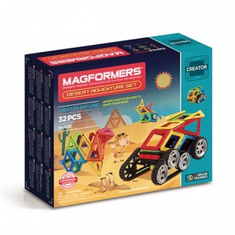 Набор Magformers Desert Adventure Set
