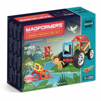 Набор Magformers Jungle Adventure Set