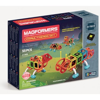 Конструктор Magformers Crawl Friends Set