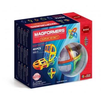 Набор Magformers Curve 40 Set