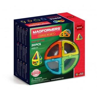 Набор Magformers Curve 20 Set