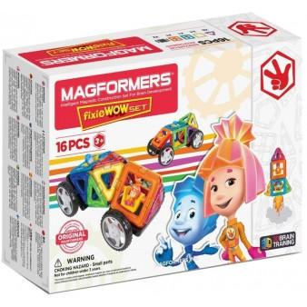 Конструктор Magformers Fixie Wow Set