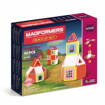Набор Magformers Build Up Set