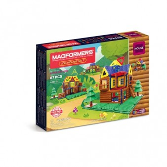 Набор Magformers Log House Set