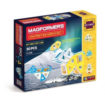 Набор Magformers My First Ice World Set