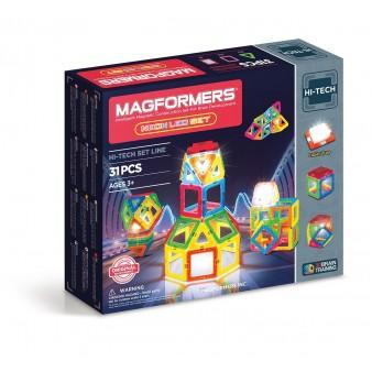 Набор Magformers Neon LED Set