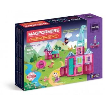Набор Magformers Princess Castle Set