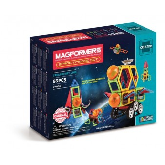Набор Magformers Space Episode Set
