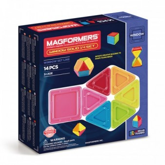 Конструктор Magformers Window Solid 14