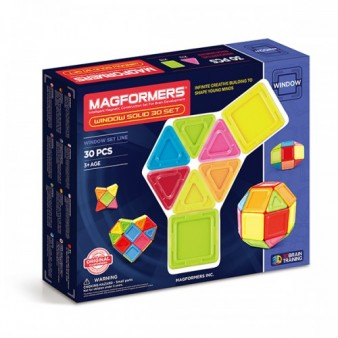 Конструктор Magformers Window Solid 30