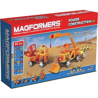 Набор Magformers Power Construction Set