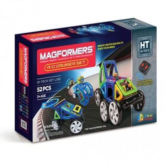 Конструктор Magformers R/C Cruiser Set
