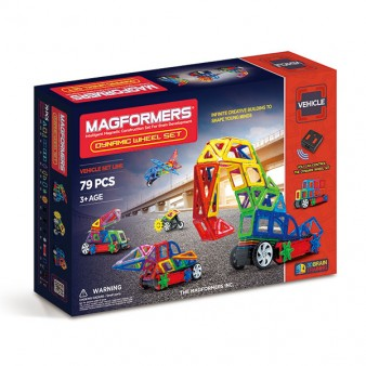 Набор Magformers Dynamic Wheel Set