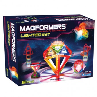 Конструктор Magformers Lighted Set