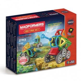 Набор Magformers Mini Tank Set