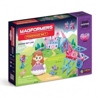 Конструктор Magformers Princess Set
