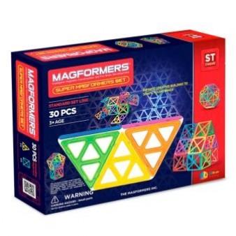 Магнитный конструктор Super Magformers 30