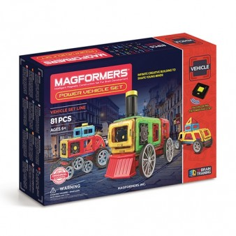 Набор Magformers Power Vehicle Set