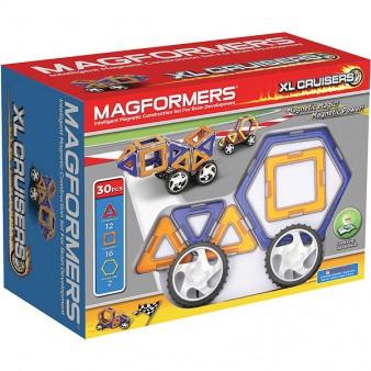 Конструктор Magformers XL Cruisers l Машина
