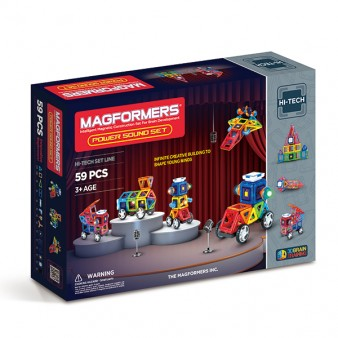 Набор Magformers Power Sound Set